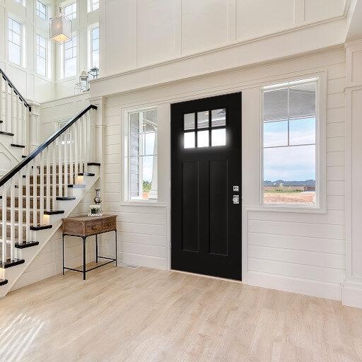 Van Millwork Exterior Doors