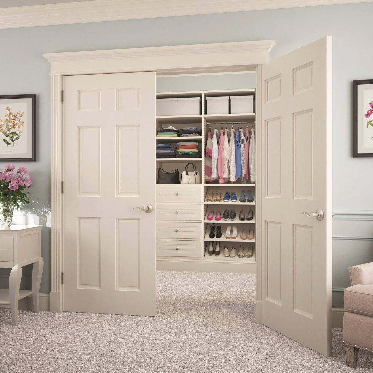 Van Millwork Door Photo Homepage