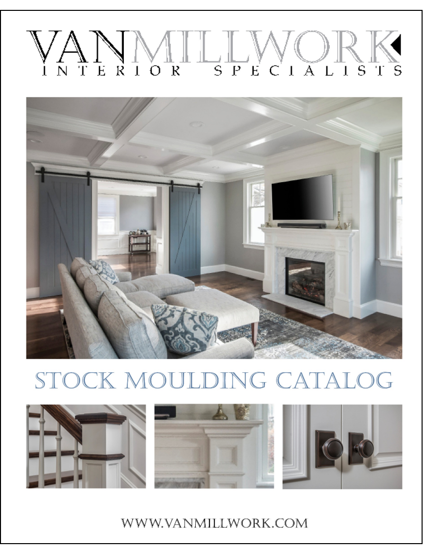 Stock Moulding Catalog