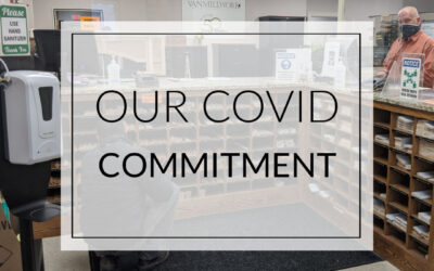 Our COVID Commitment to Our Customers