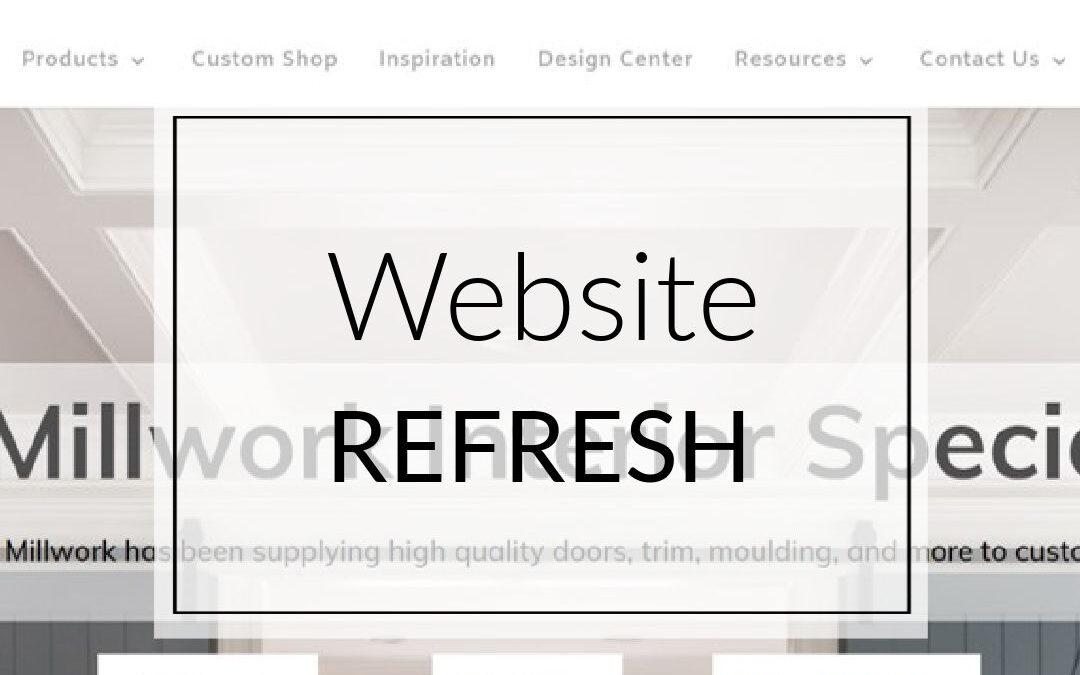 Introducing Van's Updated Website!